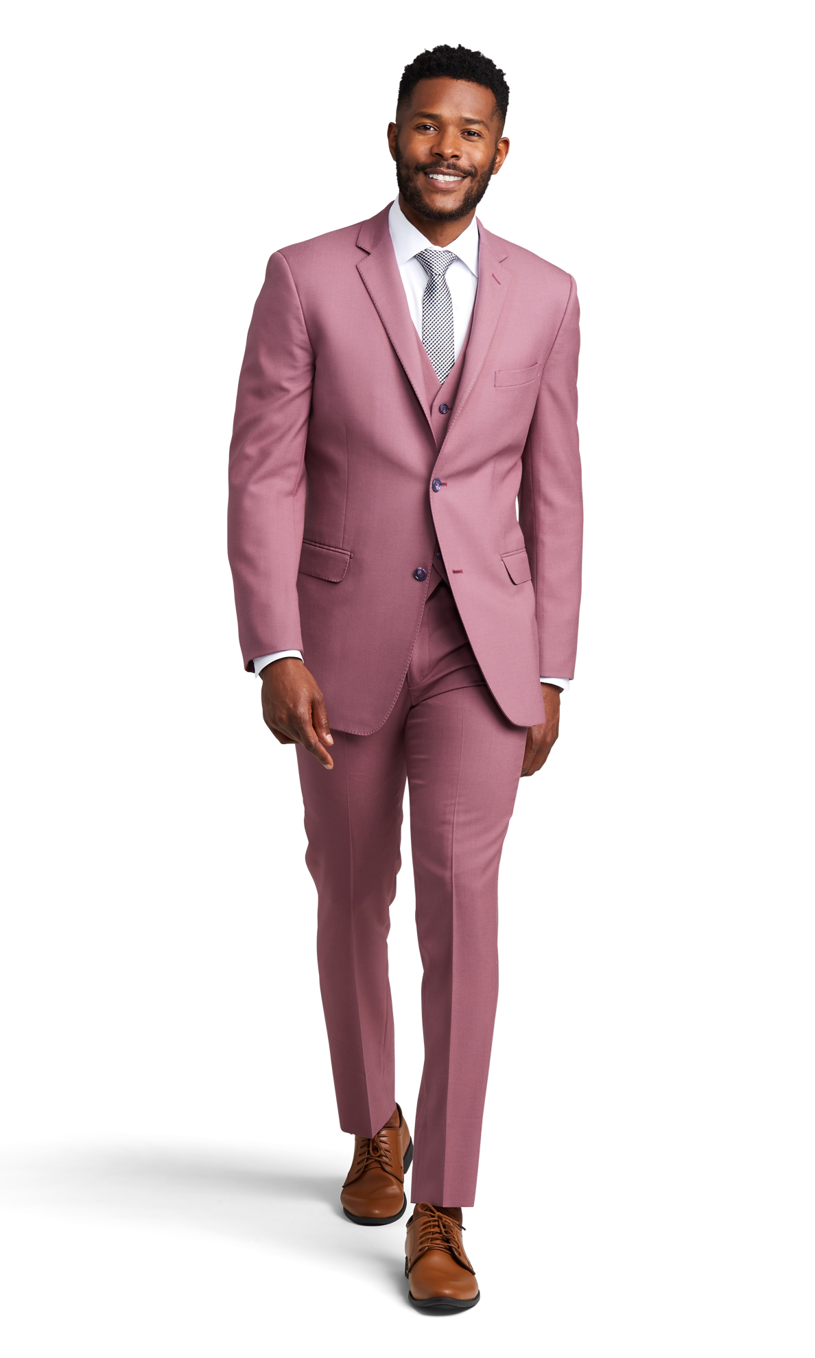 Rose Pink Suit Online Rental 1