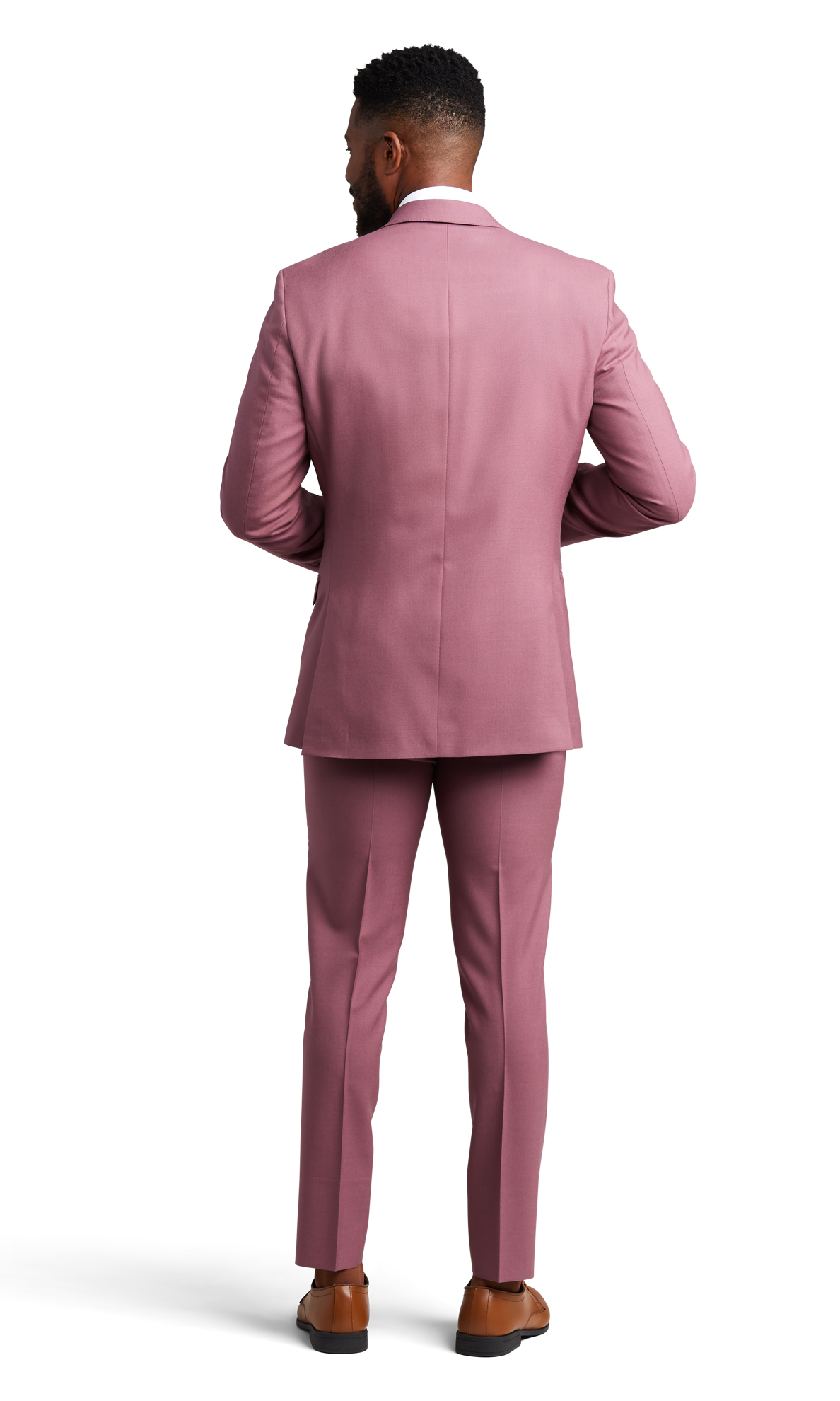 Rose Pink Suit Online Rental 3