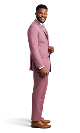 Rose Pink Suit Online Rental 4